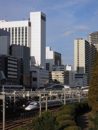 Japan s bullet train, Shinkansen Nozomi