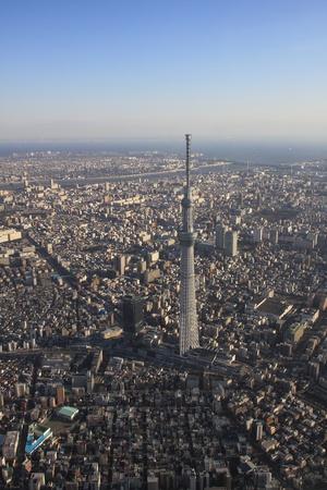 Tokyo New Landmark, Tokyo Sky Tree photo