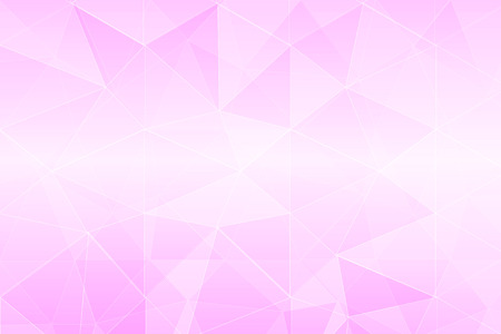 shape triangle: Fractal abstract background Illustration