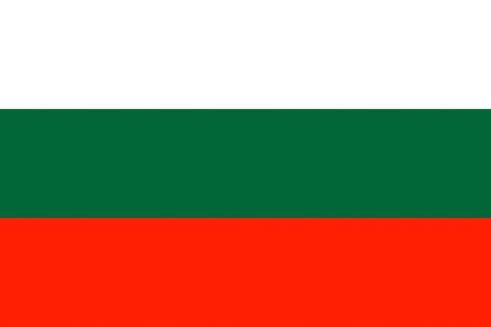 all european flags: Flag of Bulgaria