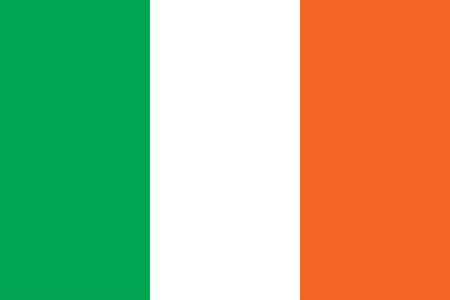 all european flags: Flag of Ireland
