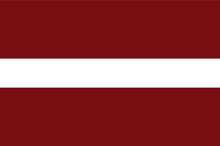 all european flags: Flag of Latvia