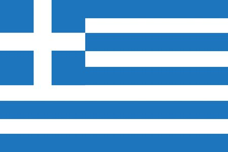 all european flags: Flag of Greece