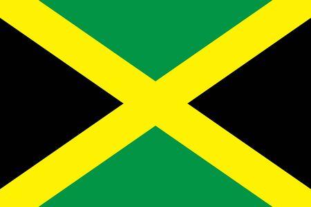 national flag: Flag of Jamaica