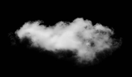 Clouds on black background. sky background