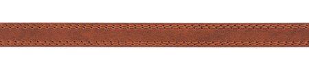leather with seam, belt background Banco de Imagens