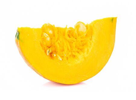 Pumpkin isolated on white background 版權商用圖片