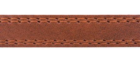 leather with seam, belt background 版權商用圖片