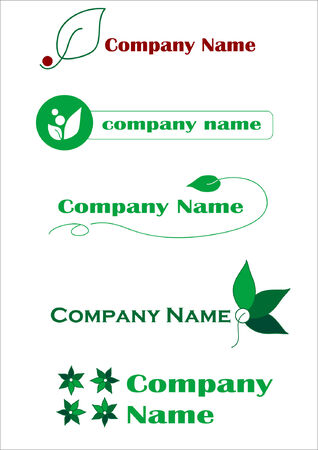 Design Graphic - Natural Stock Vector - 5415036