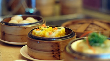 Chinese Steamed Snack - Dim Sum