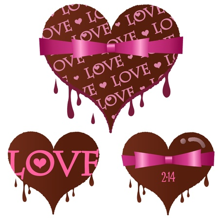 Set of Valentine Stock Vector - 17549206
