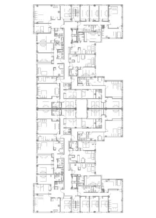 preliminary: A plan of a building