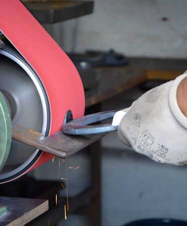 farriery: Blacksmith