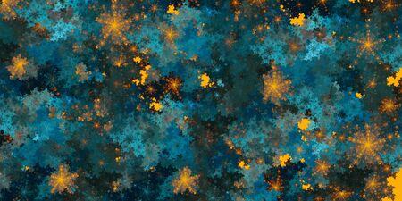 Absztrakt háttér csillagokkal Stock fotó
