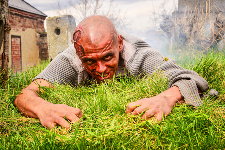 Zombies no cemitério