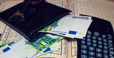 Financial balance with Euro