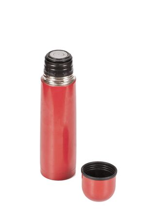 insulated drink container: Botella rojo