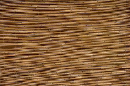 Bamboo curtain photo