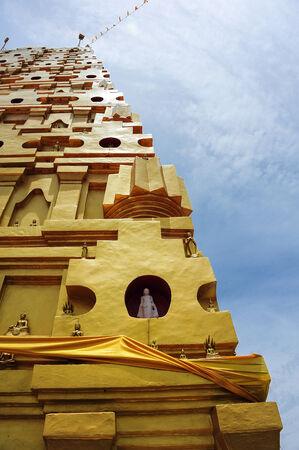gaya: Golden Bodh Gaya in Sangkhlaburi