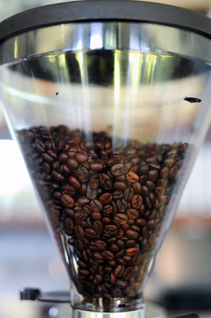 blackly: coffee beans