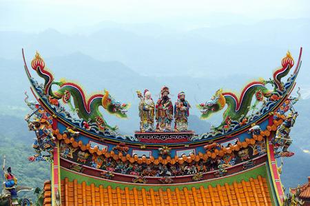 taiwanese: Taiwanese temple