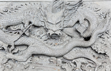 Marble carving in Chinese temple The temple open to the public to watch And allowed to take photos in the temple no restriction in copy or use photo