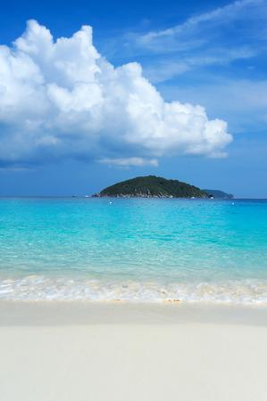 similan: Tropical beach, Similan Islands, Andaman Sea, Thailand