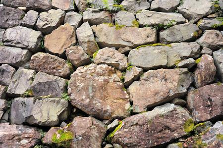 cobblestone: Background image of old cobblestone