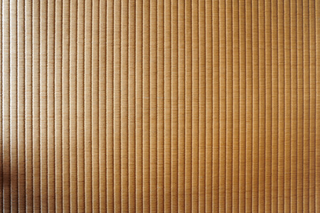 floor covering: Detail from rice straw, Tatami Mats are the typical floor covering for traditional Japanese houses and temples