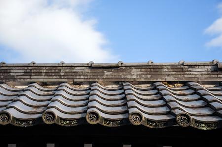 traditon: Traditon japan Roof tiles style
