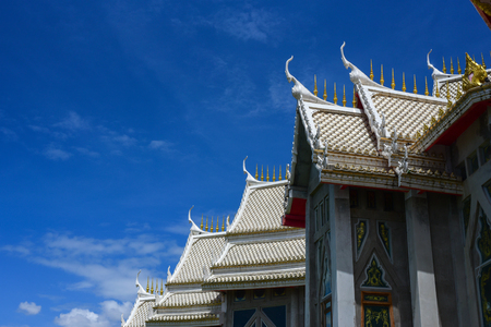 Wat Non Kum, a Famous Buddhist Monastery in Nakhon Ratchasima Province, Thailand.