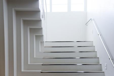 illusion staircase design Reklamní fotografie