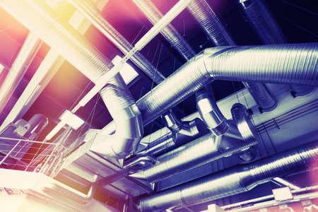 空気状態の換気の管