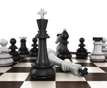 honest: concept of victory is not an honest way the resulting mat set the player to play white chess