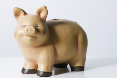 hucha con forma de cerdo de Como simbolo de Ahorro