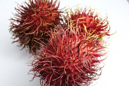 pubescent: rambutans,Thailand