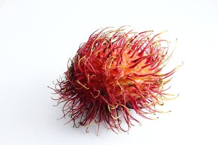 pubescent: rambutan,Thailand  Stock Photo