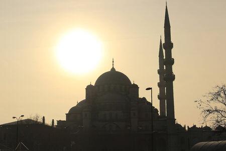wonderfull: mosque in istanbul