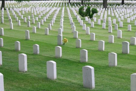 Cimeti�re national de Arlington, Arlington, pr�s de DC de Washington