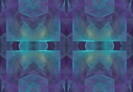 Colorful background tile, fractal art, suitable for a variety fo design projects Stock Photo - 2217539