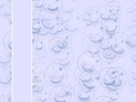 Bubbles background, illustration, versatile for a variety of designs - ocean, underwater, traveling themes