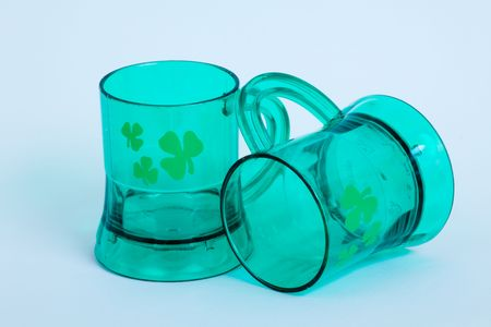 st patrick glasses