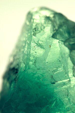 vitreous: Fluorite