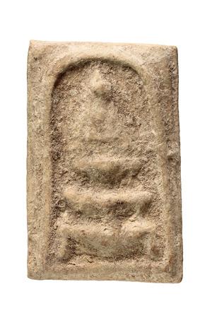 buddha image: Thai small Buddha image (Reclining Buddha) Stock Photo