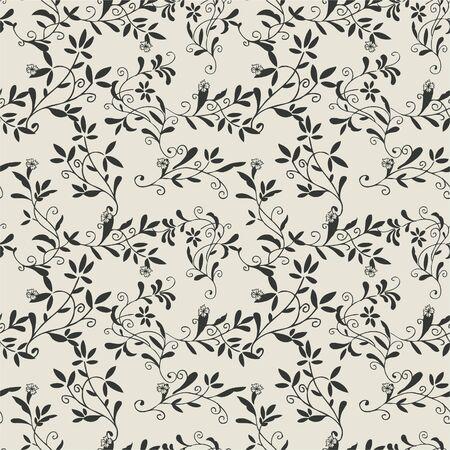 pattern flower Stock Vector - 8501556