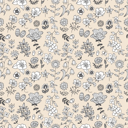 pattern flower Vector