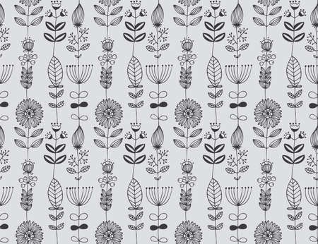 pattern flower Vector