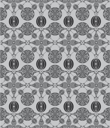 seamless flower pattern Stock Vector - 8472591