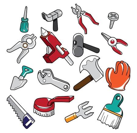 plumb: doodle tools Illustration