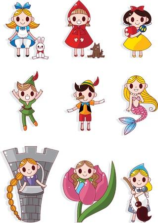 fairy story: storia di Doodle